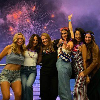 We had so much fun celebrating the 4th at Riverpark!  #nyc #hospitality #fireworks #wheretoeat #wheretodrink #thingstodoinnewyork #riverpark #bhg