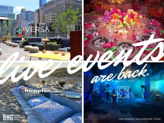 Alert 🚨: live events are back in NY ‼️ • • Let's start planning - together.  • • DM for more info.  #events #nycevents #hamptonsevents #nycrestaurants #destinationevents #hospitality